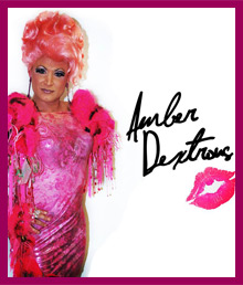 Amber Dextrous Drag Queen