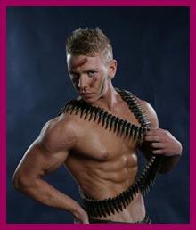 Male Strippers Edinburgh