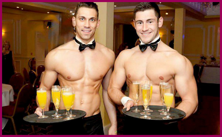 Hunky Butlers