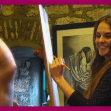 Stag & Hen Party Life Art Drawing Activity