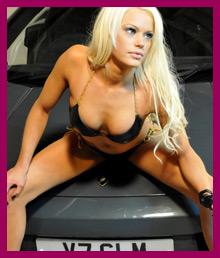 Lucy Female stripper