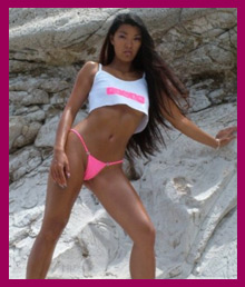 Mai Ling Female stripper