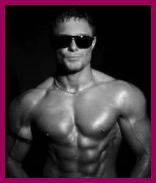 Outlaw Male Stripper
