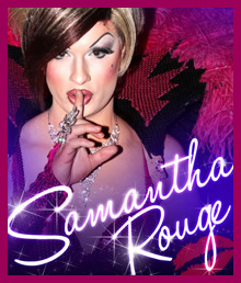 Samantha Rouge Drag queen