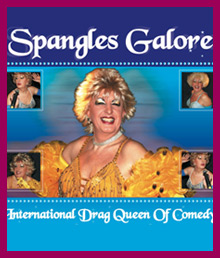 Spangles Drag queen