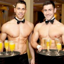 Hunky Butlers London Sexy Waiters London For Parties