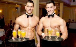 Hunky Butlers London Sexy Waiters london