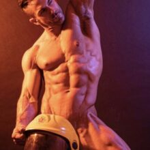 Hire Male Strippers In Hartley